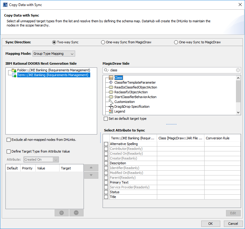 Copy Data with Sync operations