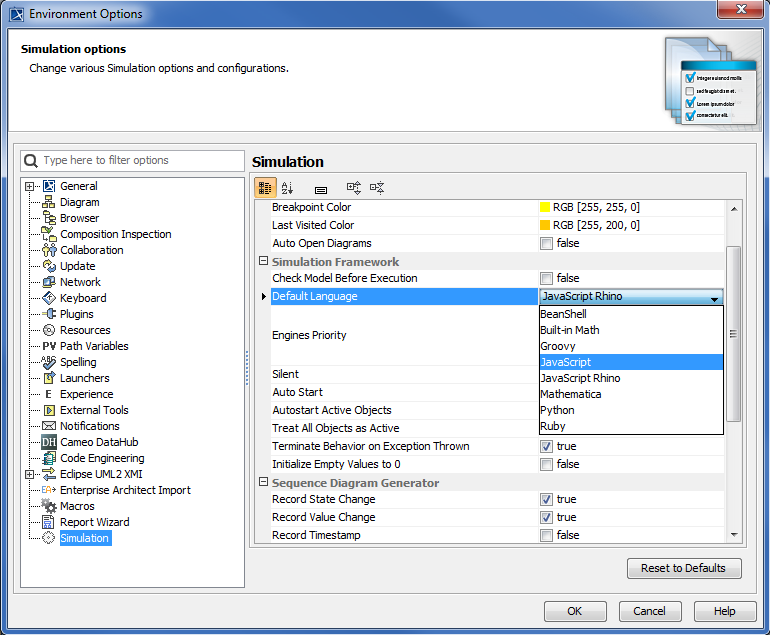 integration with external evaluators no magic documentation
